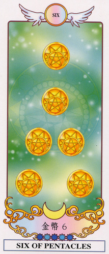 Six of Pentacles Tarot Card Meaning, Symbolism and