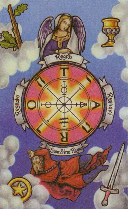 The Wheel Of Fortune Tarot Card Meaning Symbolism And Interpretation