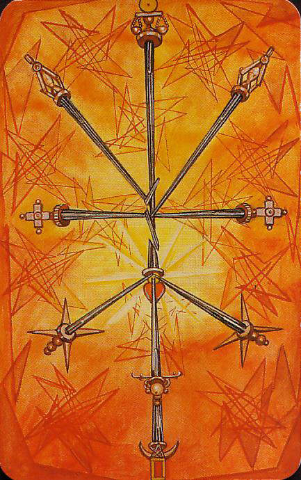 Free Aleister Crowley Thoth Tarot Reading and Journal - Ask