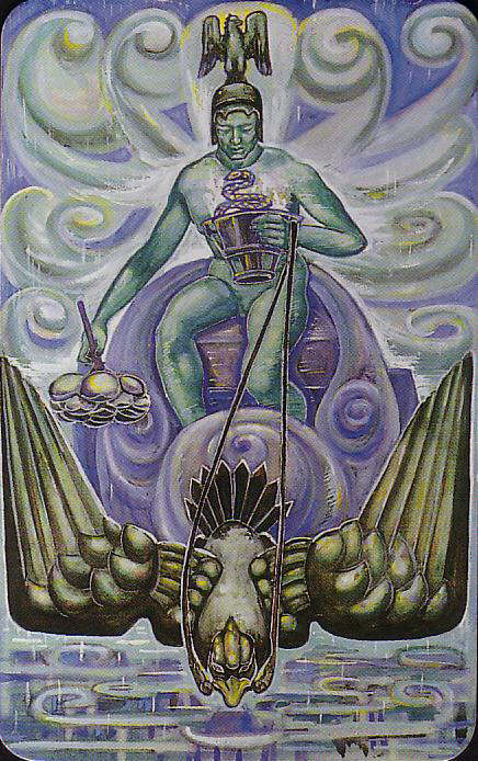 Knight of Cups Tarot Card Meaning, Symbolism and