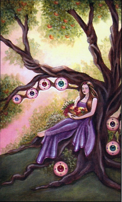 Seven of Pentacles Tarot Card Meaning, Symbolism and