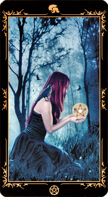 Page of Pentacles Tarot Card Meaning, Symbolism and