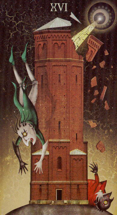 The Tower Tarot Card Meaning, Symbolism and Interpretation