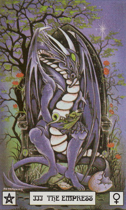 Free Dragon Tarot Reading and Journal - Ask the Cards