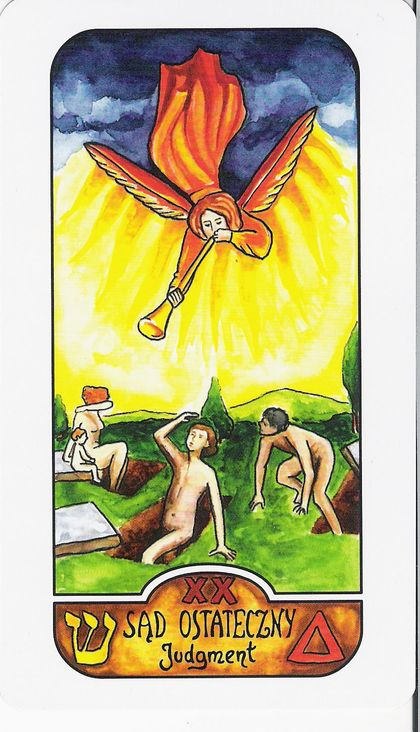 Judgement Tarot Card Meaning, Symbolism and Interpretation
