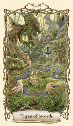 fantastical_creatures Tarot Cards