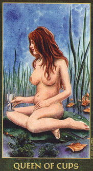 Forest Folklore Tarot