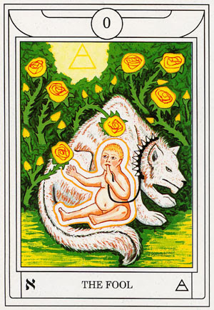 Golden Dawn Magical Tarot Cards