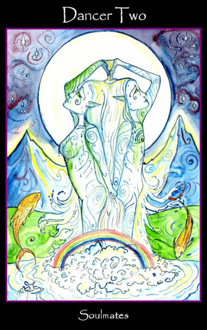 Free Tarot of the Sidhe Reading and Journal - Ask the Cards