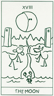 Stick Figure Tarot