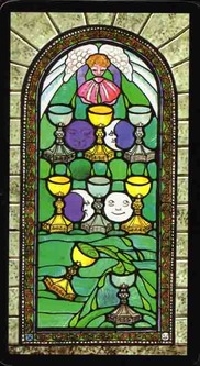 Stained Glass Windows Tarot