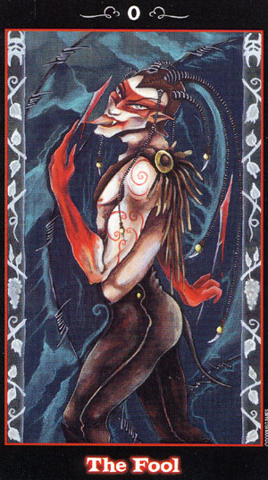 Tarot of the vampire_tarot Cards